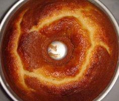 Macio, fácil e simples. Delicioso Bolo para o café da manhã! - Aprenda a preparar essa maravilhosa receita de Bolo Simples