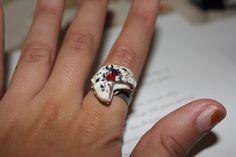 $4.00 Cakes on Rings  http://www.etsy.com/listing/99023523/cake-on-rings