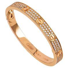 Bracelet homme luxe cartier