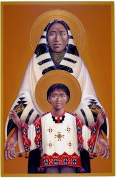 Hopi Madonna and Child