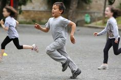 Starting a kids' running club is easy and inexpensive, plus you get to join in the exercise yourself. Here's how to get going at your child's school.