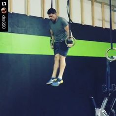 """Great job David !  #Repost @drs650 with @repostapp. ・・・ First day back. First time muscle up."" Photo taken by @hgxfit on Instagram, pinned via the InstaPin iOS App! http://www.instapinapp.com (10/30/2015)"