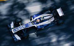 Pastor Maldonado, Williams-Cosworth, Monaco, 2011