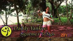 Daddy Yankee - Sígueme y Te Sigo | Zumba Fitness with Irina