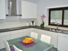 XY Cozinha Melamina Hacienda Branca ¨¨ Melamine White Hacienda Kitchen ¨¨ Cuisine Mélamine Hacienda Blanche