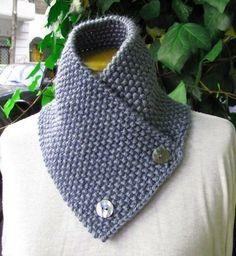 Neck warmer - pattern
