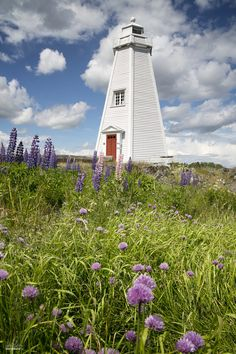 Lighthouse in Värmland, Sweden