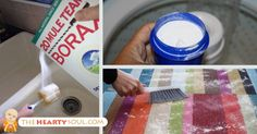 All the Ways Nobody Ever Told You Borax Could Be Used to Change Your Life : The Hearty Soul