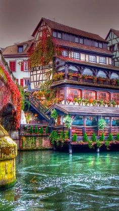 Alsace ,Strasbourg , France - Explore the World, one Country at a Time. http://TravelNerdNici.com