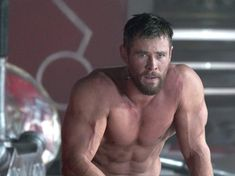 Chris Hemsworth says he used blood flow restriction training to get 'arms like the legs of a racehorse' to play Thor Chris Hemsworth, Thor, Marvel Cinematic Universe, Fictional Characters, Racehorse, Sayings, Lyrics, Fantasy Characters, Quotations