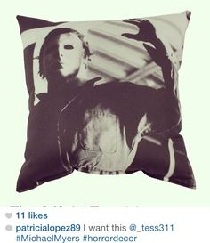 I wanna cuddle with Mikey every night!!! Someone get me this :D