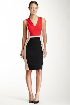 Rachel Roy Sleeveless Wool Blend Dress by Non Specific on @HauteLook