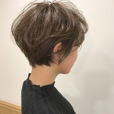 ショートヘアの真価は後ろ姿にアリ♡美フォルムで視線を釘づけに - Yahoo! BEAUTY