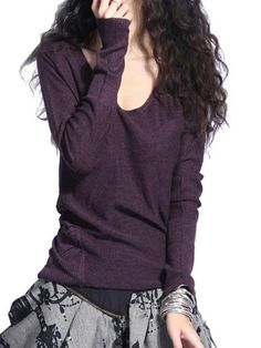 simple yet unique sweater $98 #asianicandy #artka