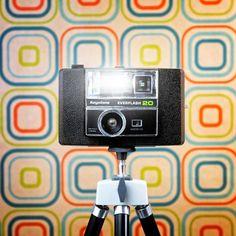 CameraSelfie #60: Keystone Everflash von Jürgen Novotny » seen.by Fotokunst