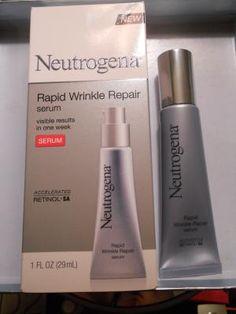 NEUTROGENA Rapid Wrinkle Repair Serum (FREE SHIPPING) $12
