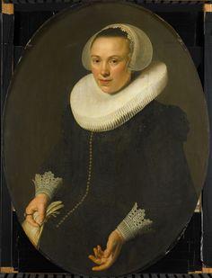 Nicolaes Eliasz. Pickenoy - Maria Joachimsdr Swartenhont