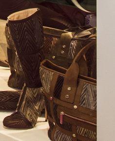 Micam 2014 Milan, Leather
