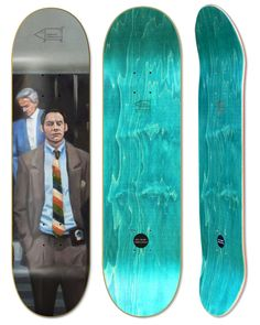 """Skate deska Ben Kelly  velikost 8,5"""""""