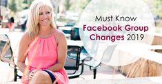 facebook group changes Facebook Advertising Tips, Instagram Advertising, Advertising Strategies, Advertising Archives, Facebook Marketing, Content Marketing, Affiliate Marketing, Marketing And Advertising, Social Media Marketing