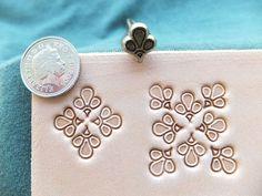 VINTAGE 1980 Kelly Midas Leather Stamp Craft Tool  191  PLEASE VISIT MY SHOP #KELLYMIDAS