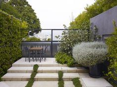 Garden-design in a big city