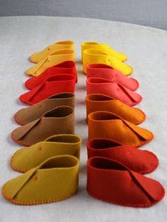 DIY: zapatillas para niño (muy fácil) | Aprender manualidades es facilisimo.com