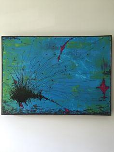 Un preferito personale dal mio negozio Etsy https://www.etsy.com/it/listing/274491030/abstract-painting-on-canvas-modern