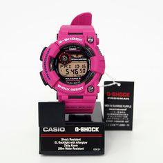 Casio Frogman Wrist Watch for Women for sale online Casio Frogman, Casio G Shock Frogman, Face Structure, G Shock Watches, Casio Watch, Bling Bling, Sunrise, Purple, Ebay