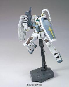 BANDAI 2013年12月26日發售: 模型 HG 1/144 GM (Gundam Thunderbolt版) 1,800Yen