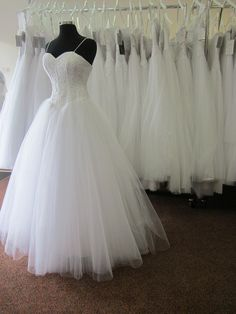 Sunset Bridal Deb Dress (style-7)