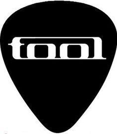Tool - Logo Guitar Pick