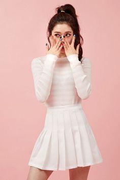 9 Colors Skirt | Korean Fashion:
