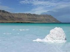 The Dead Sea. I'd LOVE to swim here one day!