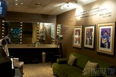 green room backstage - Google Search