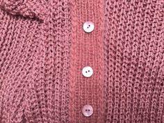 ЧАСТЬ 3. Кардиган. Планка резинкой 1х1 с отверстиями для пуговиц.Итальянский набор петель на спицу. - YouTube Knitting, Sweaters, Youtube, Fashion, Socks, Breien, Moda, Tricot, Fashion Styles
