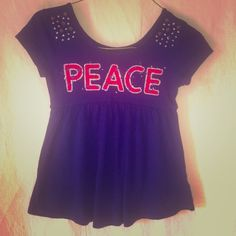 SUMMER SALE  justice top EUC size 8 Justice Tops