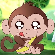25 Cartoon Monkey Pictures You Will Enjoy - http://www.allnewhairstyles.com/25-cartoon-monkey-pictures-you-will-enjoy.html
