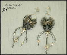 love the earrings accept for the dangling part. Sometime too much is too much.