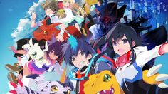 Digimon World: Next Order wallpapers free