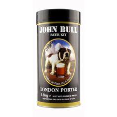 John Bull London Porter homebrew 40 pint kit by TheHomeBrewShop
