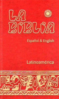 La Biblia *Latinoamericana Bilingue pasta dura