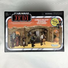 HASBRO STAR WARS VINTAGE COLLECTION JABBA'S PALACE