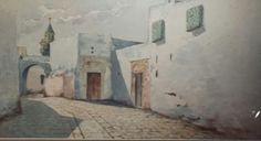 rue des grenadiers bizerte 40x30 1905