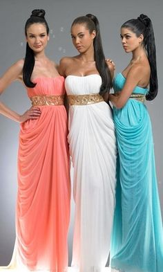 Maybe for the bridesmaids? No ugly dresses at my wedding! XD Or for me, who knows? lol