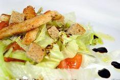Kleopátra saláta, avagy Cézár nyomában ~ Receptműves Potato Salad, Salads, Sandwiches, Tacos, Potatoes, Cheese, Chicken, Baking, Ethnic Recipes