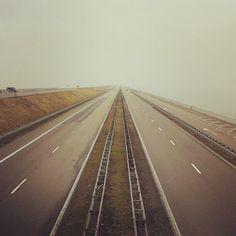 Afsluitdijk, Photo by Bauke Beert Keizer (baubau88)