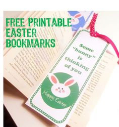 Easy bookmark craft for kids to make for family and friends.  Think this would make nice little gifts for nursing home residents, too!  www.flairytales.com