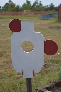 a steel hostage reactive idpa 23 shooting target kit Outdoor Shooting Range, Shooting Bench, Shooting Gear, Metal Shooting Targets, Bow Target, Range Targets, Steel Targets, Shooting Accessories, Target Practice