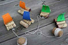 Diy boat - spend time not money on your babies :)